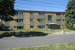 13970 Superior Road Apartments, East Cleveland, Ohio 44118