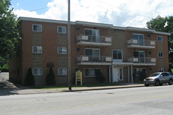 Quiet Cove Apartments, 16004 Euclid Avenue, East Cleveland, Ohio 44112
